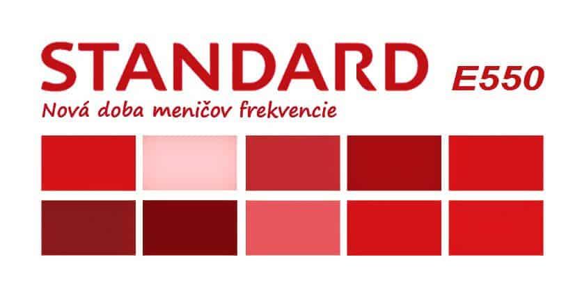 STANDARD E550