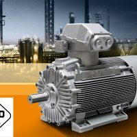 Elektromotory Siemens, MEZ